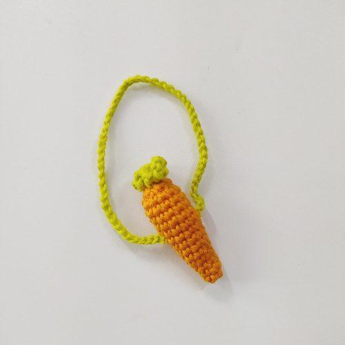 mini carrot bag